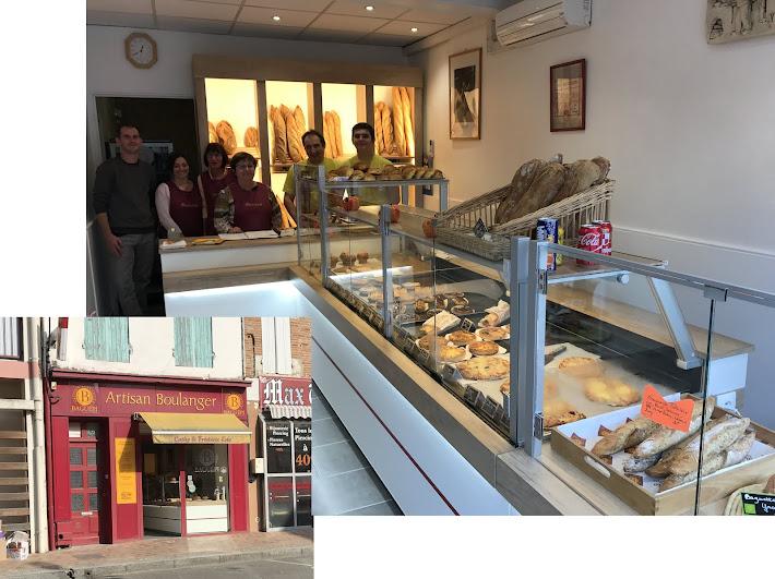 Relooking a la boulangerie ESTE en octobre 2016