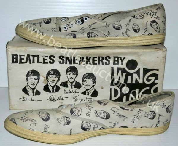 The Beatles Polska: Liverpool Beatles Auction