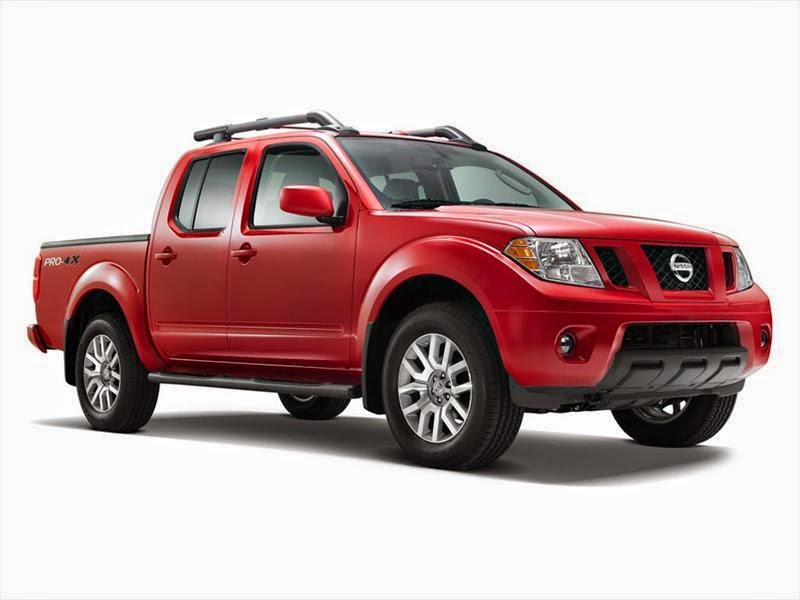 Nissan Frontier Pro 4X 2014