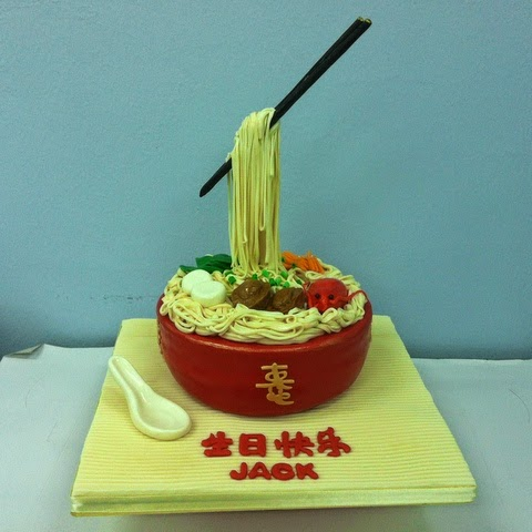 Longevity Noodle Bowl