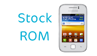 Stock Rom for Galaxy Y GT-S5360