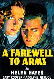 Watch A Farewell to Arms Online Free 1932 Putlocker