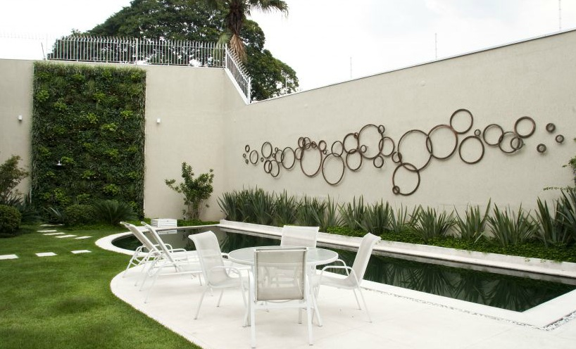 jardim vertical moderno:Jardim Vertical, a grande solução!