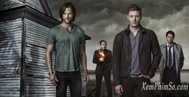 Siêu Nhiên Phần 10 xemphimso Supernatural Season 10 Episode 200 Series Finale