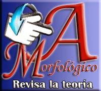 Morfología: Revisa la teoría.
