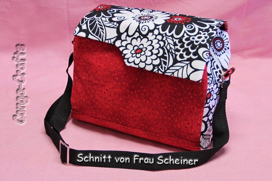 Anleitung Kulturbeutel von Frau Scheiner
