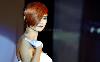 model trend gaya rambut 2013