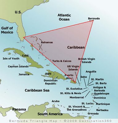10 Teori Yang Mencoba Menguak Misteri Segitiga Bermuda Cerpen Horor