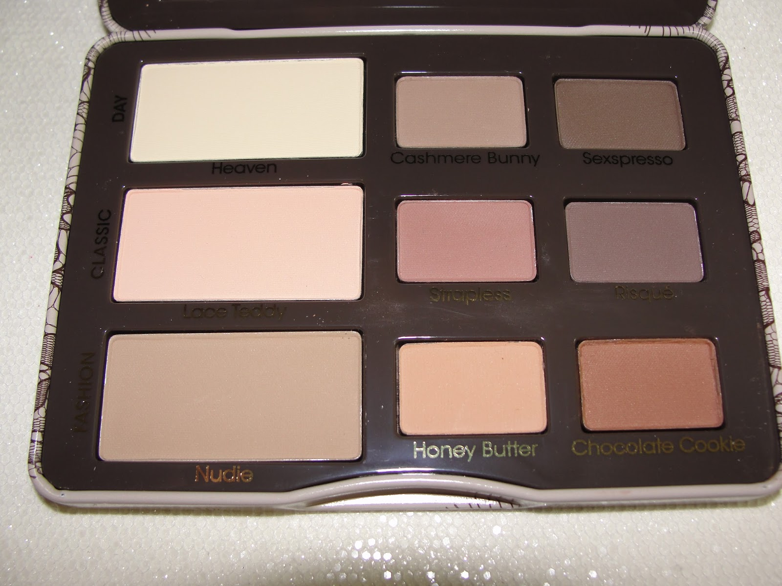 Two Faced Natural Matte Palette