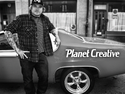 fredde and the planet creative car