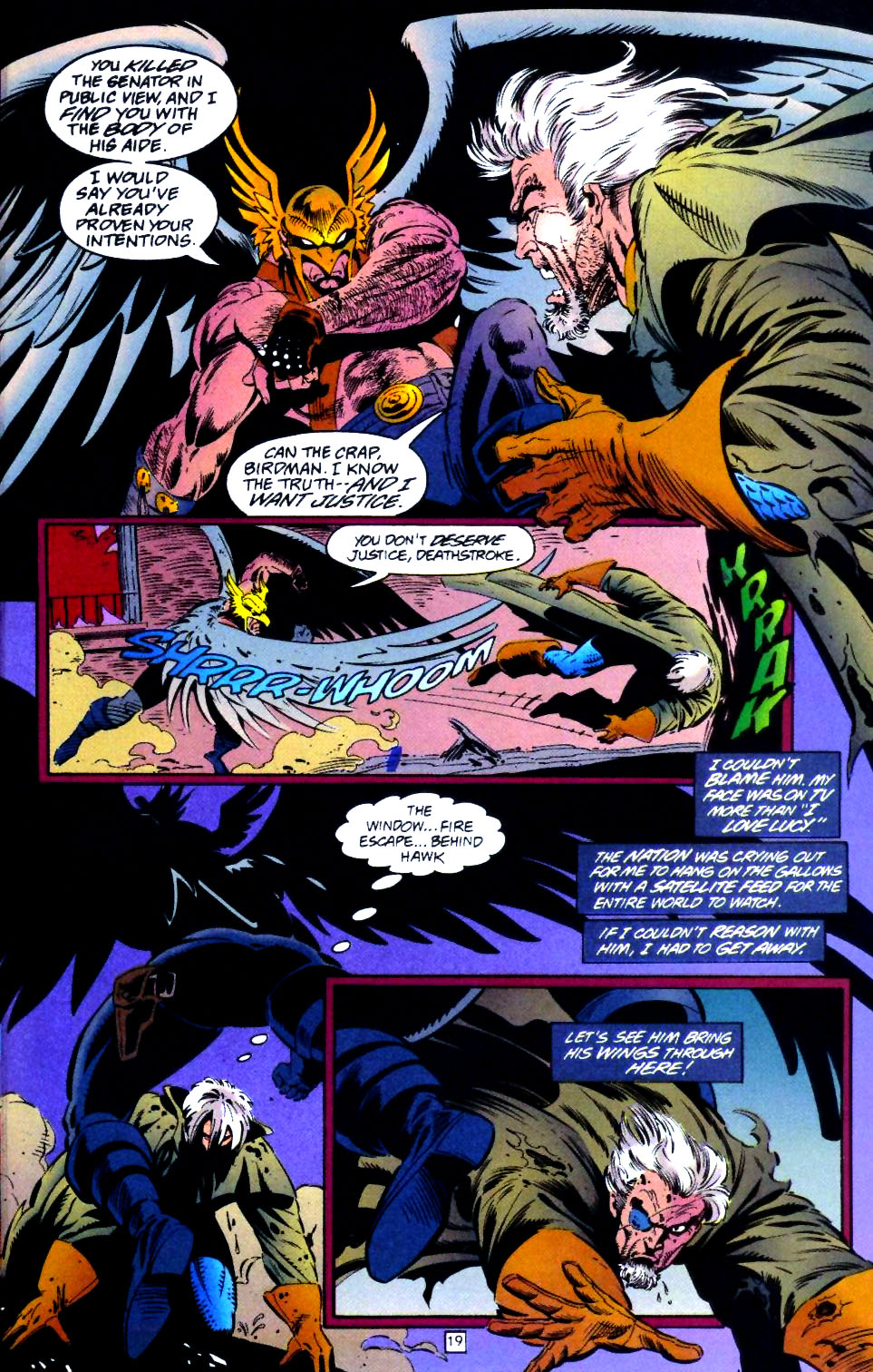 Deathstroke (1991) Issue #43 #48 - English 20