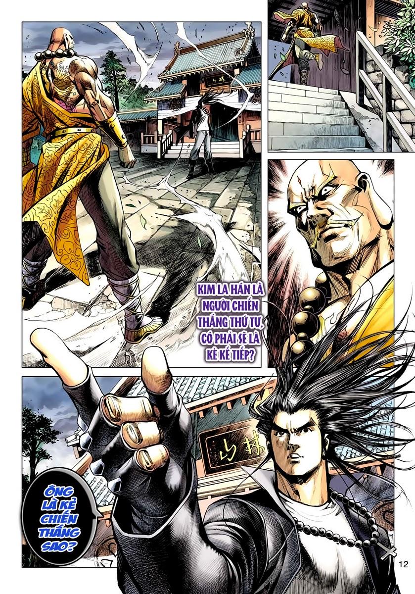 Vương Phong Lôi 2 Chapter 44 - Trang 11