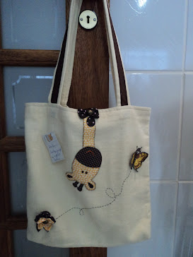 Bolsa girafa (frente)