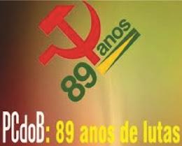 FILIE-SE AO PCdoB