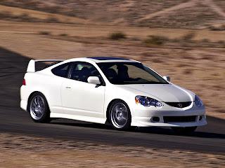 2012 Acura RSX