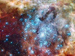 M24 star cluster