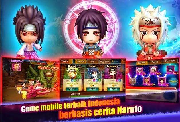 Game Naruto Ninja World 3D Pro v2.1.17 Apk  www.ifub.net