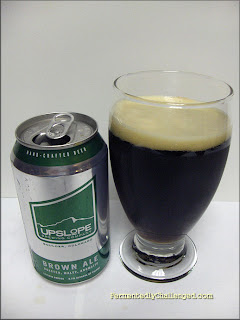 Upslope Brewing Brown Ale