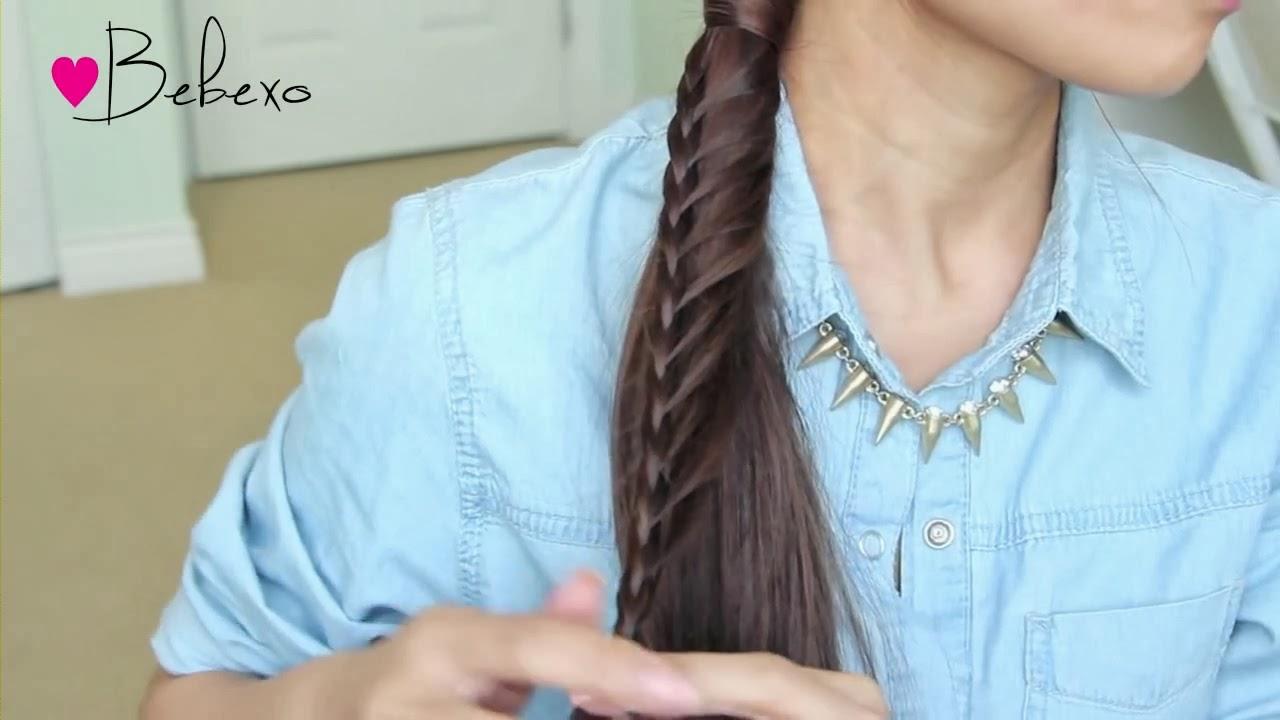 kepang rambut selalu tambahkan satu helai rambut sebagai anak