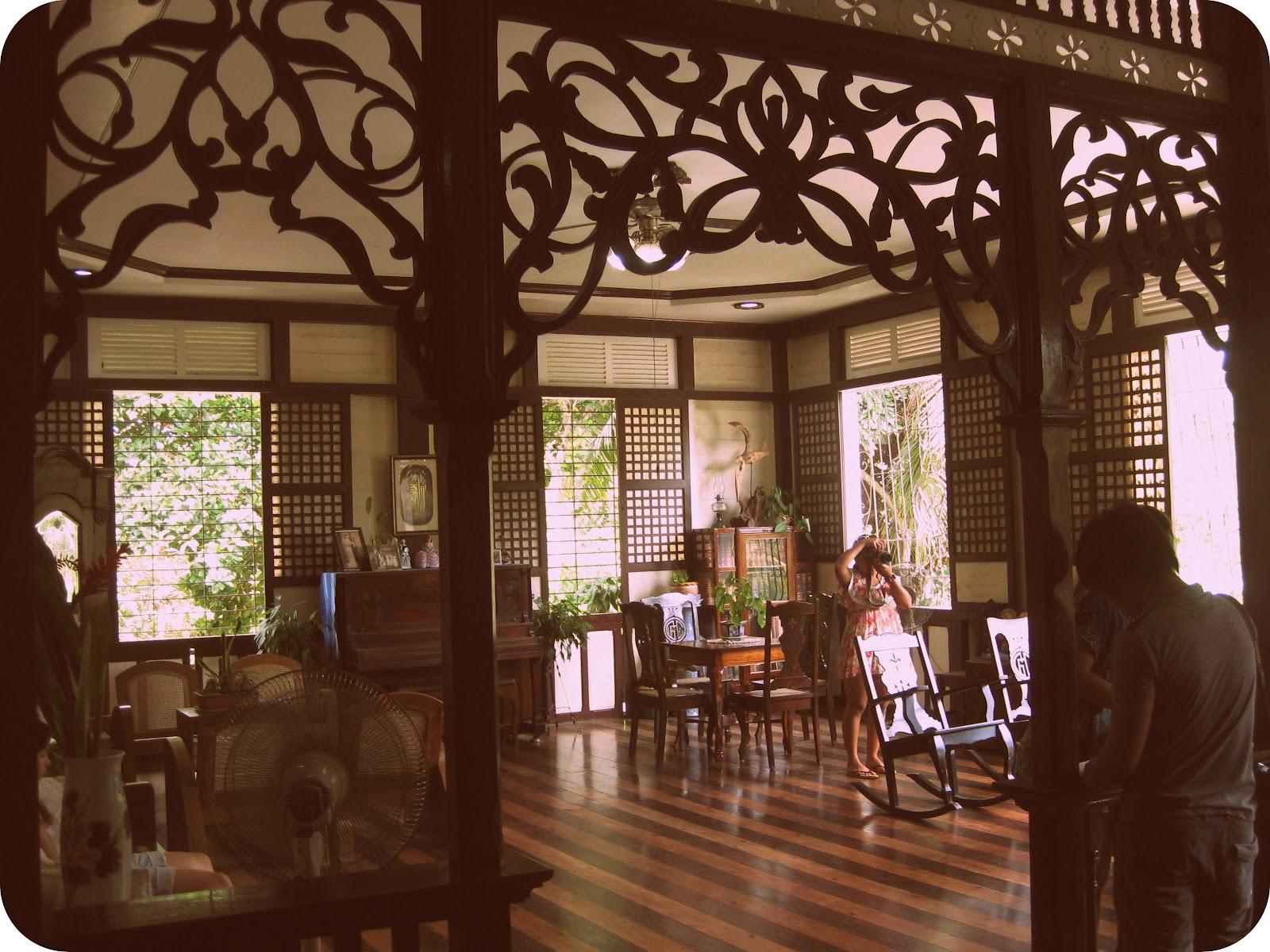Turning Boholano Cloribel House A Grand Ancestral Home