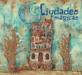 Album Ilustrado: Ciudades Mágicas