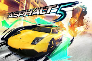 ASPHALT 5 Nokia Lumia 510 Game