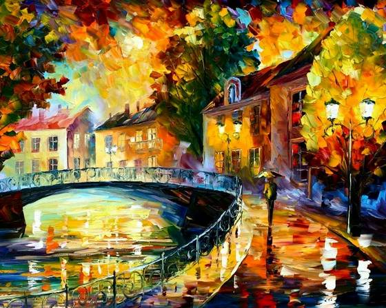 Oil paintings – one of the popular art form in todays world