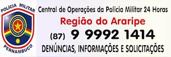 Policia Militar - Região do Araripe
