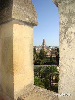 Alcazar de los Reyes Cristianos torre