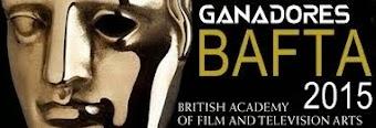 Ganadores BAFTA 2015