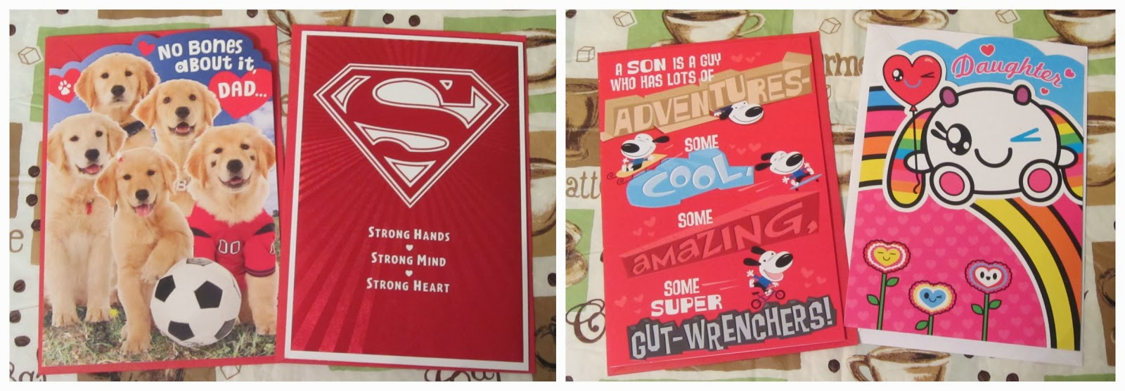 The Diary of a Nouveau Soccer Mom Hallmark at Walmart Perfect – Walmart Valentine Cards