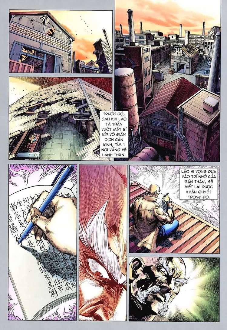 Hoả Vân Tà Thần II chap 98 - Trang 11