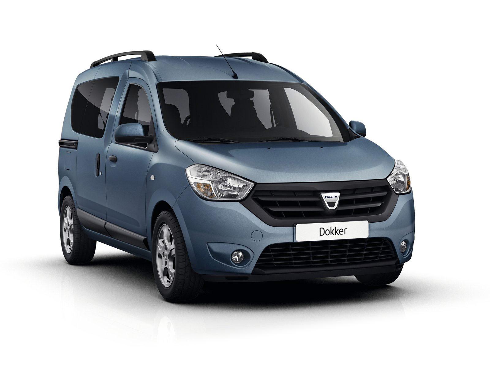 2013 Dacia Dokker | Download Gambar Mobil