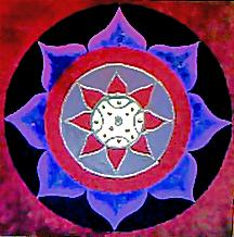 Mandala 8 petalos 2