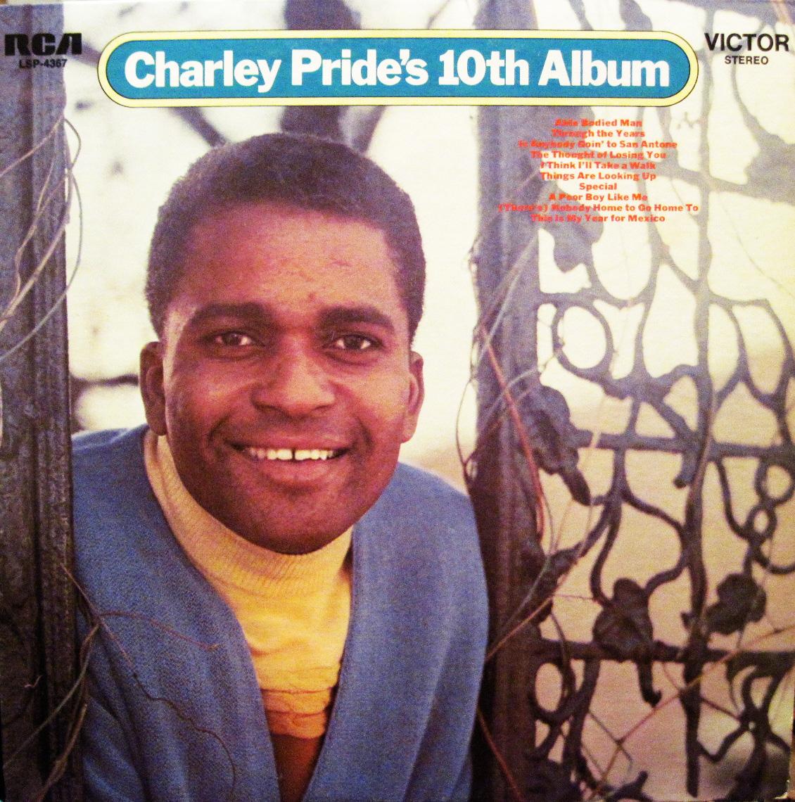 El Rancho Charley Pride 39 S 10th Album Charley Pride 1970