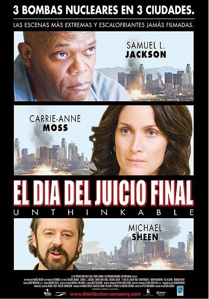 El Dia del Juicio Final DVDRip Español Latino