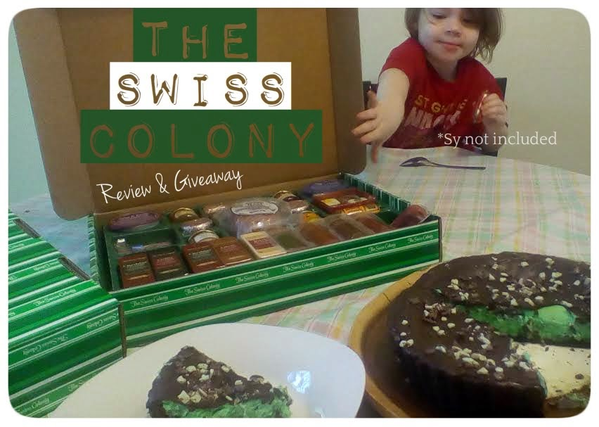 The Swiss Colony Giveaway