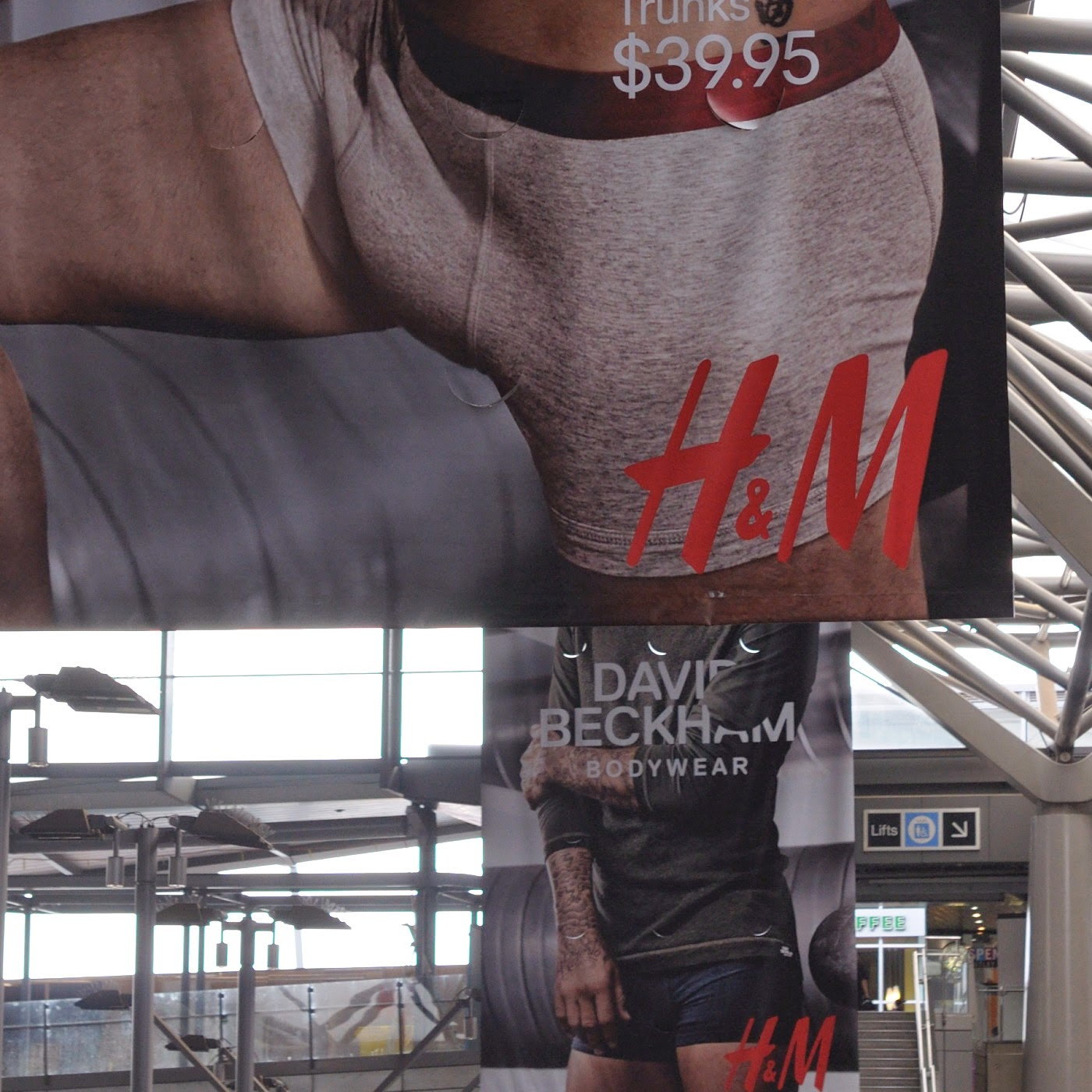 David beckham, david beckhams junk, H&M, bodywear, advertisement, double standard, objectification, crotch, groin, junk,  #davidbeckhamsjunk, tim macauley, photographic series, photographic  art,