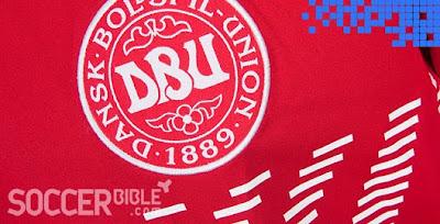 Denmark Logo Poster