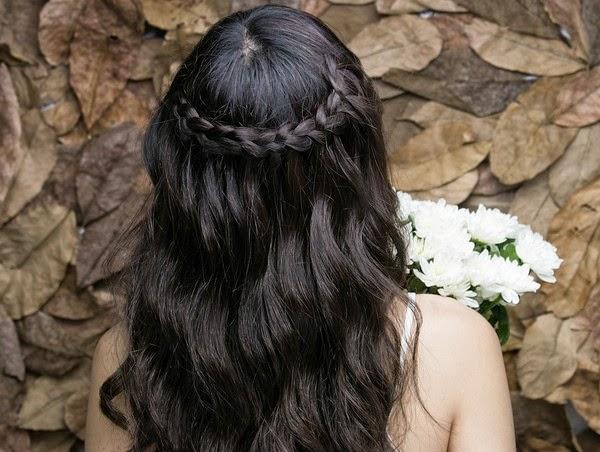 3 kiểu tóc tết siêu dễ và cực ngọt ngào cho mùa lạnh