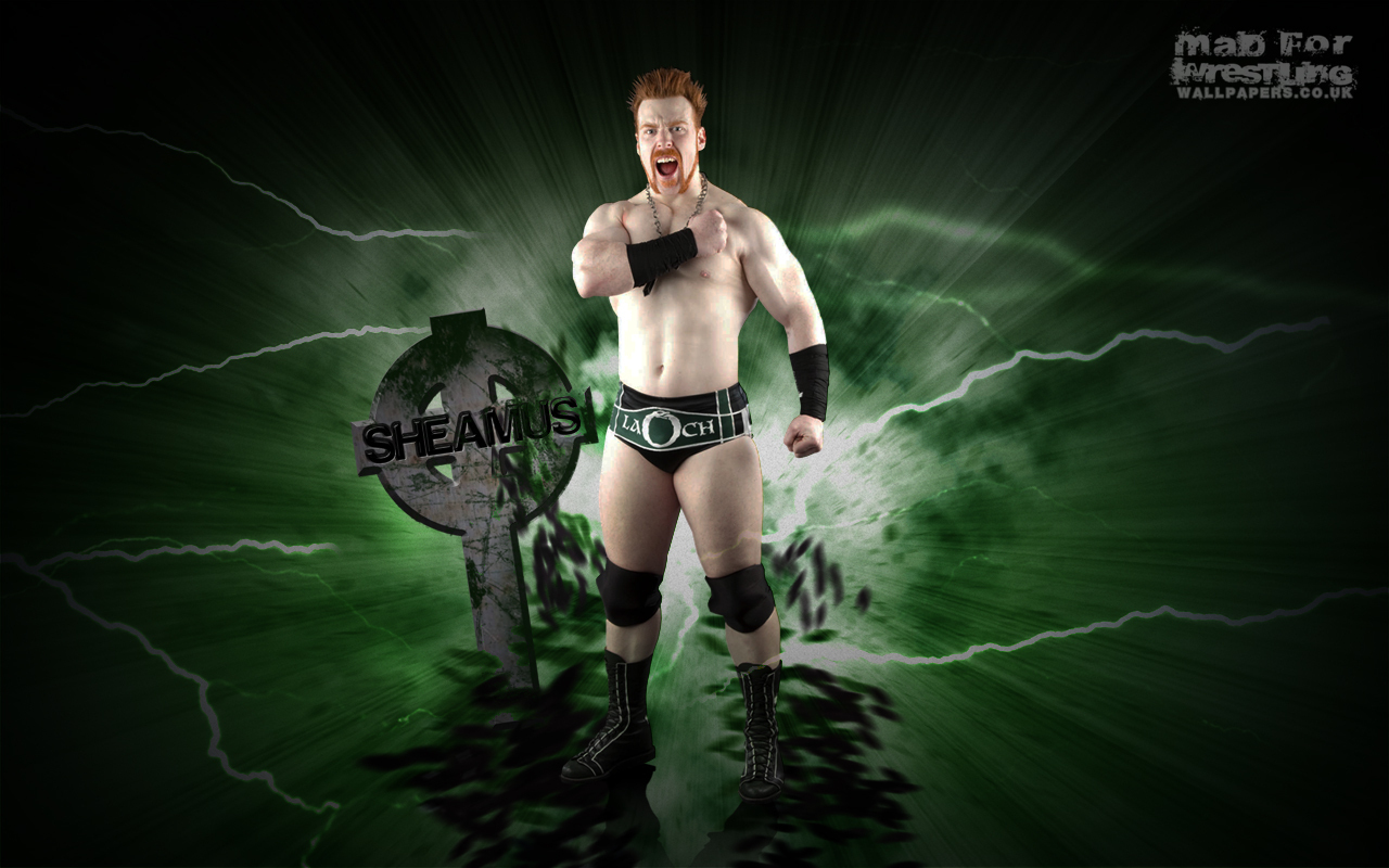 Free Wallpaper Pictures  sheamus wallpaper 2012