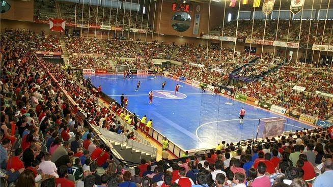 Futbol sala for Federacion de futbol sala