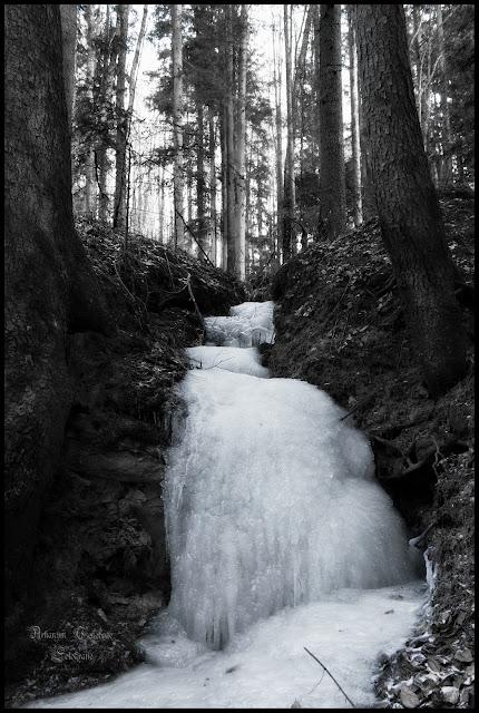 Hörschbachwasserfall bei Murrhardt