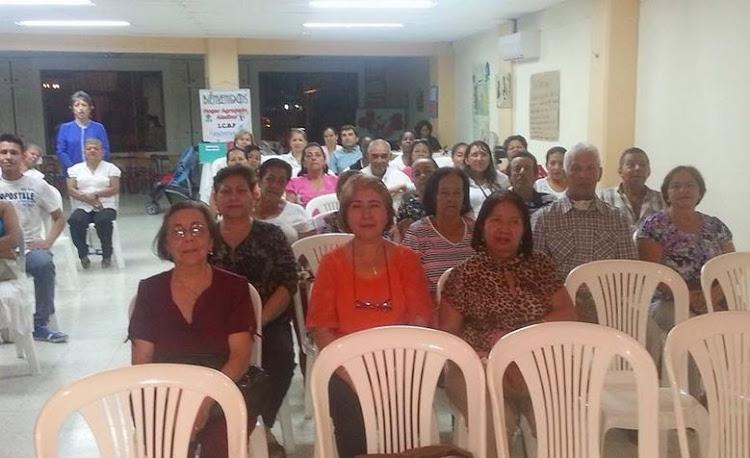 Conferencia en El Placer, 10 de septiembre de 2014