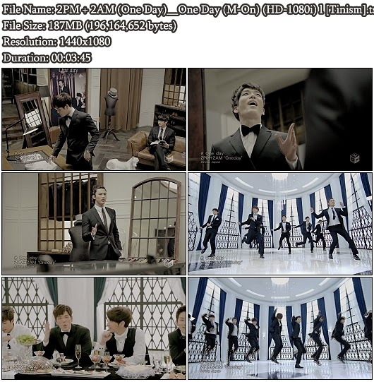 Download PV 2PM + 2AM (OneDay) - One Day (M-On Full HD 1080i)