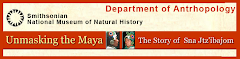 Unmasking the Maya