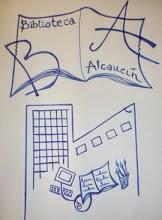 Logotipo de la Biblioteca de Alcaucín