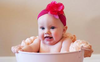 Baby free desktop wallpaper 0010