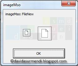 Identificador de la opción para crear un nuevo documento