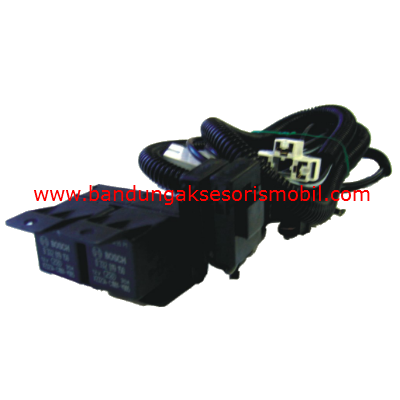 Kabel Set Bosch 2 Relay